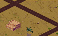 desert strike screenshot 4