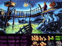 Monkey Island 2 Screenshot